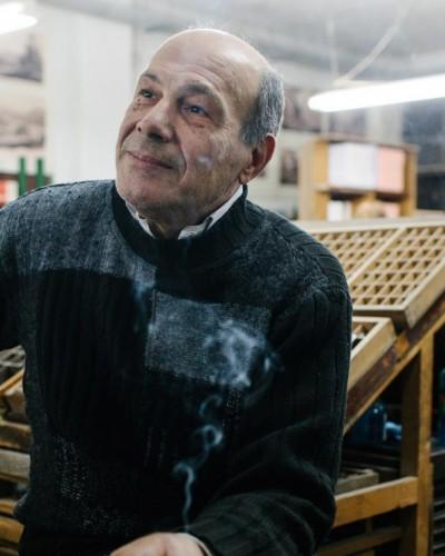 Έργα και ημέρες του τελευταίου μονοτύπη της Αθήνα