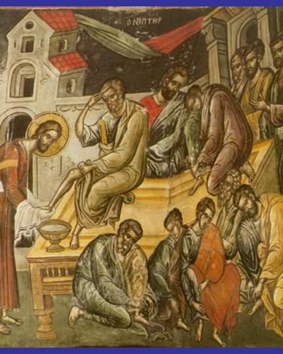 H αλλαγή μορφής της Αγιογραφίας από Κλασική σε Βυζαντινή τεχνοτροπία