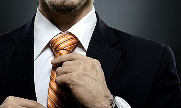 Η γραβάτα δεν κάνει τον άνθρωπο…