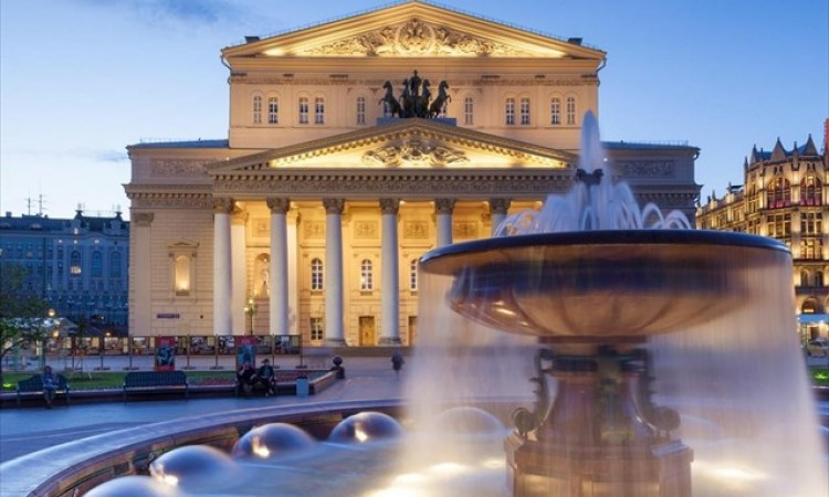Θέατρο Μπολσόι: H Google τιμά το ιστορικό θέατρο της Μόσχας