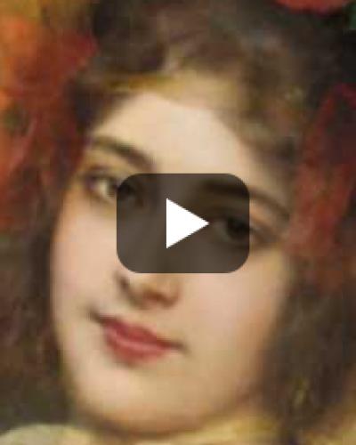 500 χρόνια ζωγραφικής, 90 γυναικεία πορτρέτα σε δυόμισι λεπτά