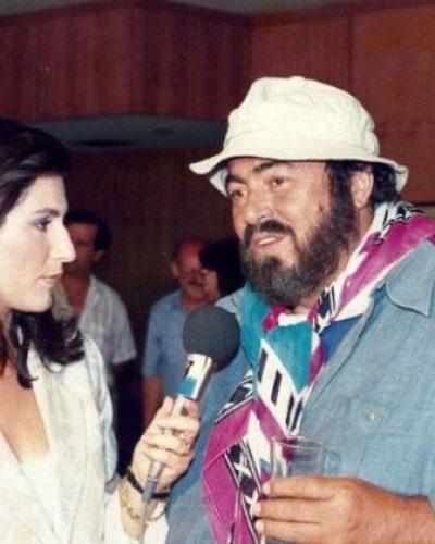 Η συνέντευξη μου με τον Λουτσιάνο Παβαρότι: Αφιέρωμα στην μνήμη του κορυφαίου τενόρου