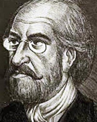 Ανδρέας Κάλβος, ο επαναστάτης ποιητής από τη Ζάκυνθο που κυνηγήθηκε από τα αυταρχικά καθεστώτα της Ευρώπης. Απογοητεύτηκε από το κλίμα διχόνοιας στην Ελλάδα και κατέληξε καθηγητής στην Αγγλία
