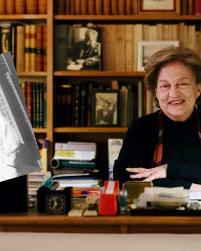 Η κόρη του μεγάλου Έλληνα συγγραφέα Ηλία Βενέζη μιλά στο LIFO.gr