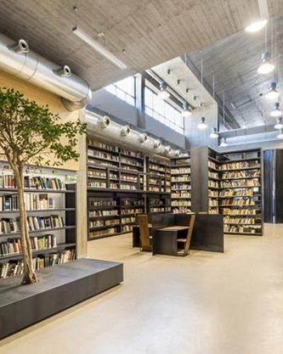Εγκαινιάστηκε η νέα Βιβλιοθήκη της Σχολής Καλών Τεχνών