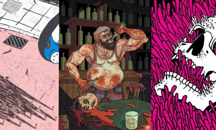 Αυτοί οι 7 δημιουργοί είναι το νέο αίμα στα ελληνικά κόμικς