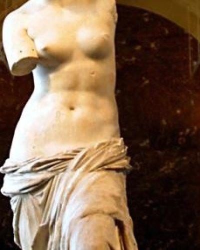 Η Αφροδίτη της Μήλου :το αριστουργηματικό έργο ελληνικής γλυπτικής..