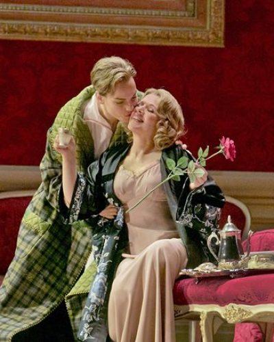 Η όπερα του Richard Strauss «Ο Ιππότης με το ρόδο» στις αίθουσες του δικτύου ΑΝΤΕΝΝΑ