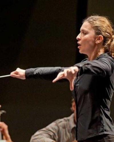 Μια γυναίκα στο τιμόνι της Κρατικής Ορχήστρας Θεσσαλονίκης