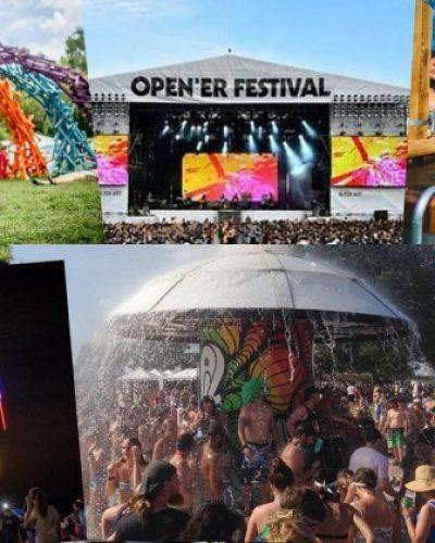 Όλα τα μουσικά φεστιβάλ σ' όλη την Ελλάδα για τις διακοπές μας: από την Αστυπάλαια ως τη Φολέγανδρο & από την Άνδρο ως την Σάμο