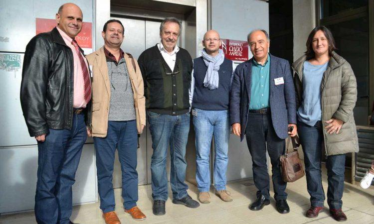 Το 4ο  Πανελλήνιο Σεμινάριο της Στέγης στη Λάρισα στέφθηκε με επιτυχία