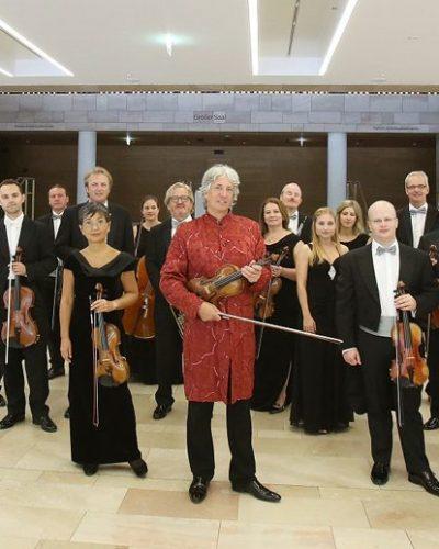 Johan Strauss Ensemble: Βιεννέζικα βαλς στη Xριστουγεννιάτικη Αθήνα