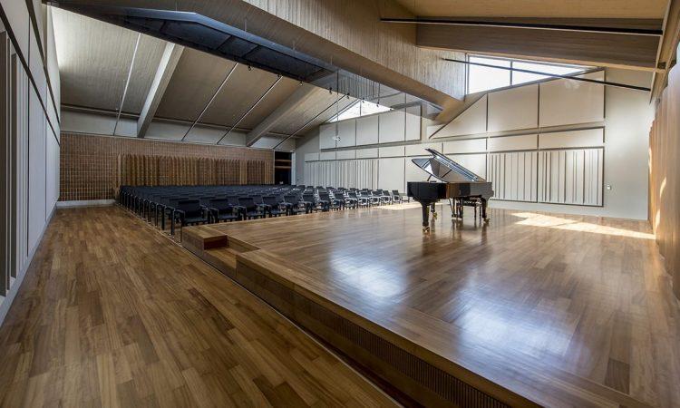 Συναυλίες στη Νέα αίθουσα «Άρης Γαρουφαλής» του Ωδείου Αθηνών