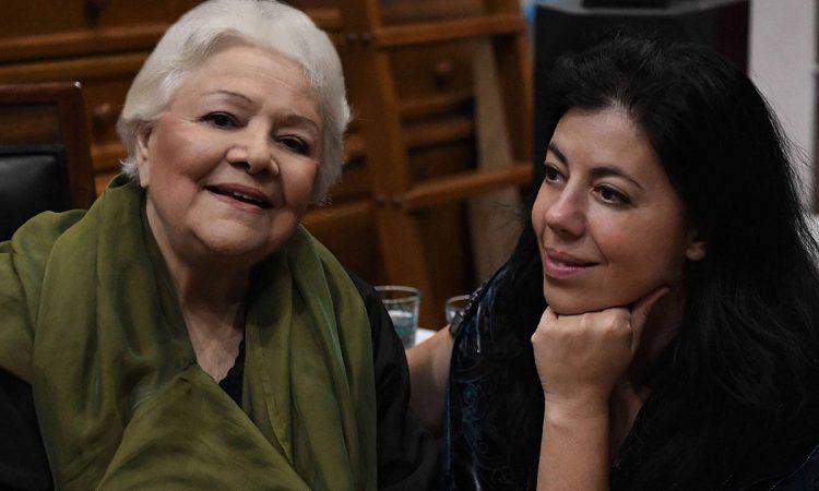 Μίκης Θεοδωράκης: Συγκίνηση στις πρόβες για τη μεγάλη συναυλία στο Παλλάς