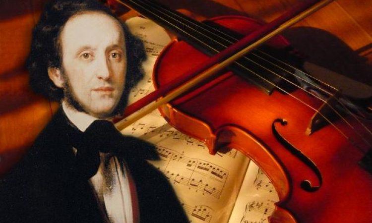 Κοντσέρτο για Βιολί του Μέντελσον