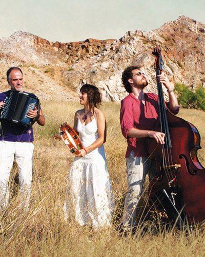 Encardia: Αισθαντικά μουσικά ταξίδια σε Κάτω Ιταλία και Μεσόγειο