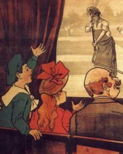 Η πρώτη κινηματογραφική προβολή στην Αθήνα έγινε το 1896