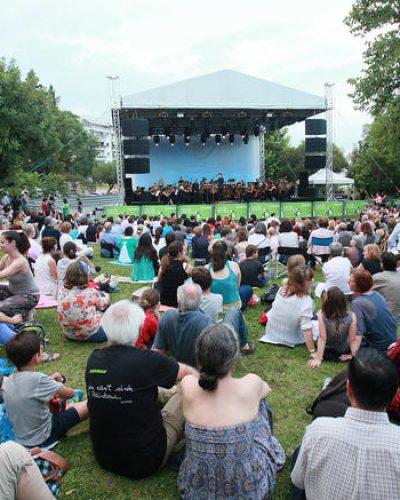 Έρχεται το καλοκαίρι στον κήπο του Μεγάρου Μουσικής